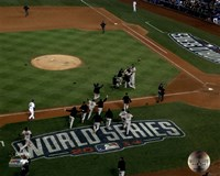 The San Francisco Giants Game 7 of the 2014 World Series Fine Art Print