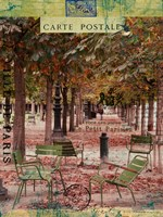Tuileries Fine Art Print