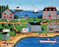 Clair's Cove Fine Art Print