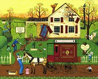 Handyman Hank Fine Art Print