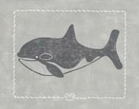 Whale of a Tale II Fine Art Print