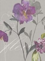 Violette Fleur I Fine Art Print