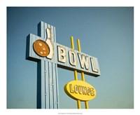 Vintage Bowl IV Fine Art Print