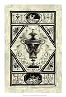 Pergolesi Urn I Fine Art Print