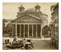 The Pantheon Fine Art Print