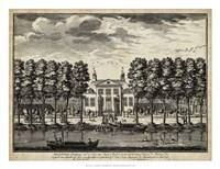 Views of Amsterdam II Fine Art Print