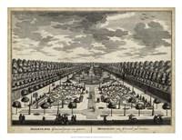 Views of Amsterdam III Fine Art Print