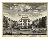 Views of Amsterdam V Fine Art Print