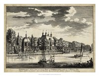 Views of Amsterdam VI Fine Art Print