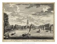 Views of Amsterdam VII Fine Art Print