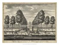 Views of Amsterdam VIII Fine Art Print