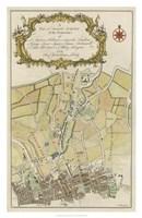 Parishes of London Fine Art Print