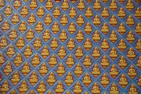 Thai Buddhist Temple, Island of Penang, Malaysia Fine Art Print