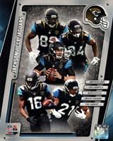 Jacksonville Jaguars 2014 Team Composite Framed Print