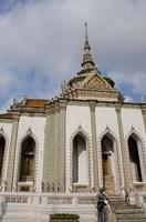 Grand Palace, Scripture Library, Bangkok, Thailand Fine Art Print