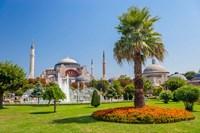 Hagia Sophia, Istanbul, Turkey Fine Art Print