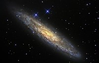 The Sculptor Galaxy Fine Art Print