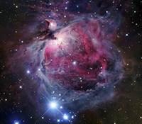 The Orion Nebula Fine Art Print