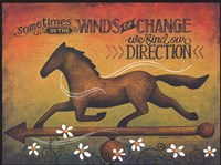 Winds of Change Fine Art Print