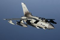 A Panavia Tornado GR4 of the Royal Air Force Fine Art Print