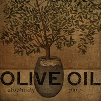 Olive Oil Fine Art Print
