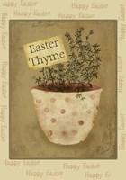 Easter Thyme Fine Art Print