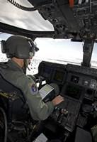 Pilot in a CV-22 Osprey Fine Art Print