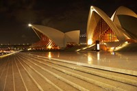 Australia, New South Wales, Sydney Opera House Fine Art Print