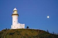 Byron Bay, Australia Lighthouse landmark Fine Art Print