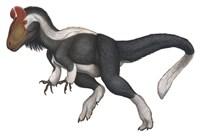 Cryolophosaurus Fine Art Print