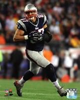Rob Gronkowski Patriots Football Fine Art Print