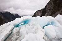 New Zealand, South Island, Franz Josef Glacier Fine Art Print