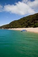 Kaiteriteri Beach, Abel Tasman Park, New Zealand Fine Art Print