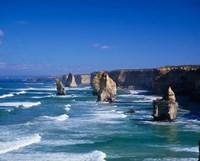 Great Ocean Road, The Twelve Apostles, Victoria, Australia Fine Art Print