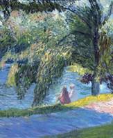 Canal Fine Art Print