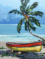 Island Wind Fine Art Print