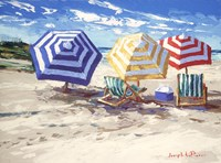 Spring Beach Fine Art Print