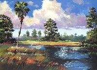 Sweetwater Glade Fine Art Print