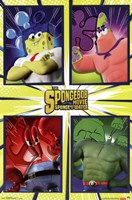 SpongeBob 2 - Team Wall Poster