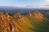 Te Mata Peak, Hawkes Bay, North Island, New Zealand Fine Art Print