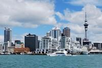 Auckland Museum, Auckland, New Zealand Fine Art Print