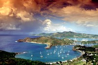 Antigua, Caribbean Fine Art Print