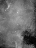 North America Nebula Fine Art Print
