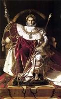 Napoleon Bonaparte (restored) Fine Art Print