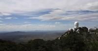 Kitt Peak Observatory Fine Art Print