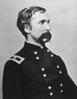 General Joshua Lawrence Chamberlain (right profile) Fine Art Print