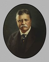 President Theodore Roosevelt Fine Art Print