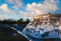 Bahamas, Nassau, Fort Charlotte, Fortification Fine Art Print