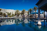 Bahamas, Nassau, Sheraton Cable Beach Hotel Fine Art Print