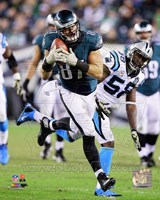 Brent Celek with the ball 2014 Fine Art Print